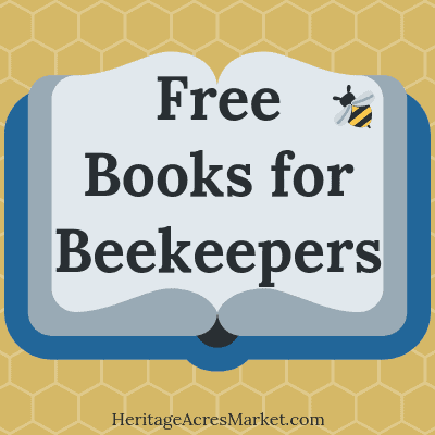 Free Books for Beekeepers 1