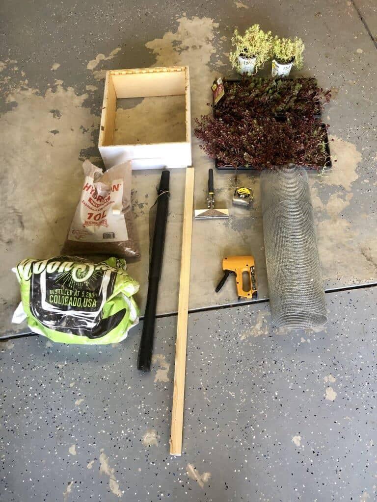 DIY Bee Hive Green Roof 15