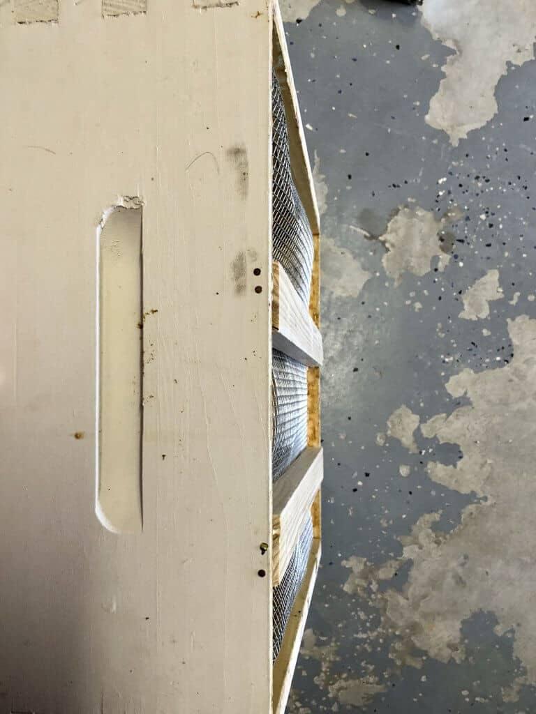 DIY Bee Hive Green Roof 18