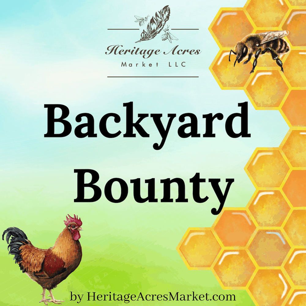 Backyard Bounty Podcast